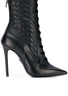 Aperlai hearts ankle boots
