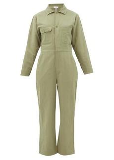 APIECE APART Totumo linen-blend jumpsuit