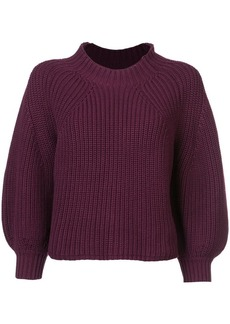 Apiece Apart chunky knit sweater