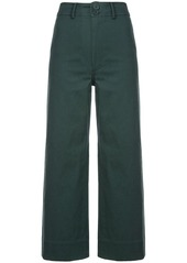 Apiece Apart straight cropped trousers