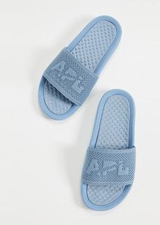 APL Athletic Propulsion Labs APL: Athletic Propulsion Labs Big Logo TechLoom Slides