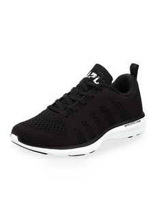 APL Athletic Propulsion Labs APL: Athletic Propulsion Labs Techloom Pro Knit Mesh Sneakers
