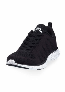 APL Athletic Propulsion Labs APL: Athletic Propulsion Labs Techloom Pro Speckle Sneakers