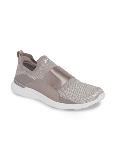 APL Athletic Propulsion Labs APL TechLoom Bliss Metallic Knit Running Shoe (Women)