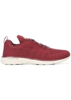 APL Athletic Propulsion Labs woven lace-up sneakers