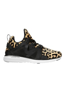 APL Athletic Propulsion Labs Ascend Leopard High-Top Sneakers
