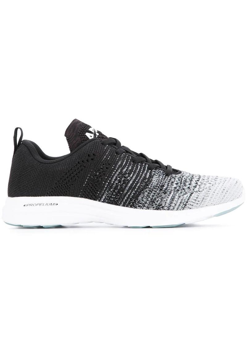 APL Athletic Propulsion Labs TechLoom ombré sneakers