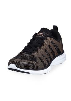 APL Athletic Propulsion Labs Techloom Pro Metallic Sneakers