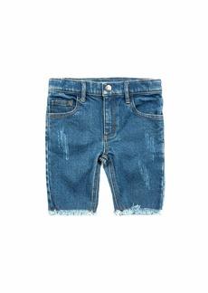 Appaman Adaptive Rainbow Jean Shorts (Little Kids/Big Kids)