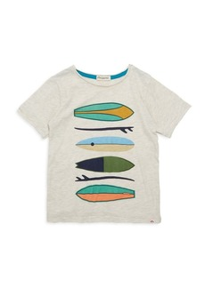 Appaman Baby's, Toddler's, Little Boy's & Boy's Surfboards Cotton Tee