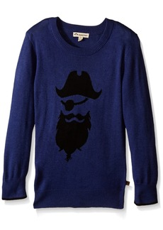 Appaman Big Boys Super Soft Blackbeard Graphic Sweater