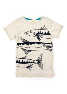 Appaman Boy's Barracuda Graphic Short-Sleeve Tee  Size 2-14