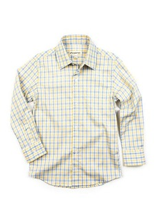 Appaman Boy's The Standard Check Dress Shirt  Size 2-14