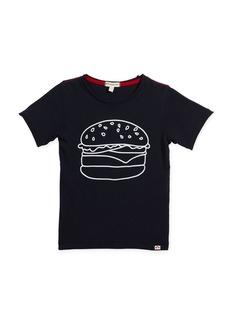 Appaman Burger Graphic T-Shirt
