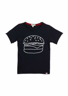 Appaman Burger Graphic T-Shirt