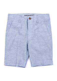 Appaman Linen-Blend Trouser Shorts