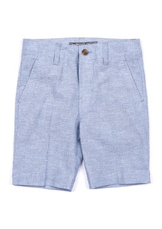 Appaman Linen-Blend Trouser Shorts