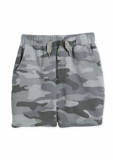 Appaman Preston Cotton Camo Shorts