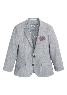 Appaman Railroad Stripe Blazer (Toddler Boys, Little Boys & Big Boys)