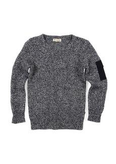 Appaman Rouge Melange Knit Sweater