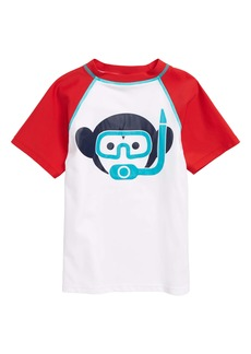 Appaman Short Sleeve Rashguard (Toddler, Little Boy & Big Boy)
