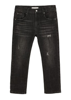 Appaman Slim Leg Distressed Denim Jeans  Size 2-14