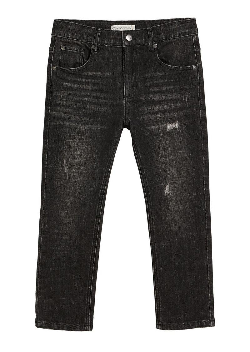 Appaman Slim Leg Distressed Denim Jeans  Size 2-14