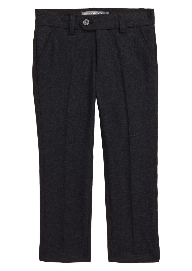 Appaman Slim Wool Blend Tweed Pants (Toddler Boys, Little Boys & Big Boys)