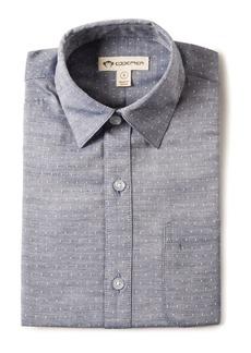 Appaman Standard Squares Long-Sleeve Shirt  Size 2-10
