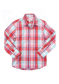 Appaman The Standard Plaid Shirt