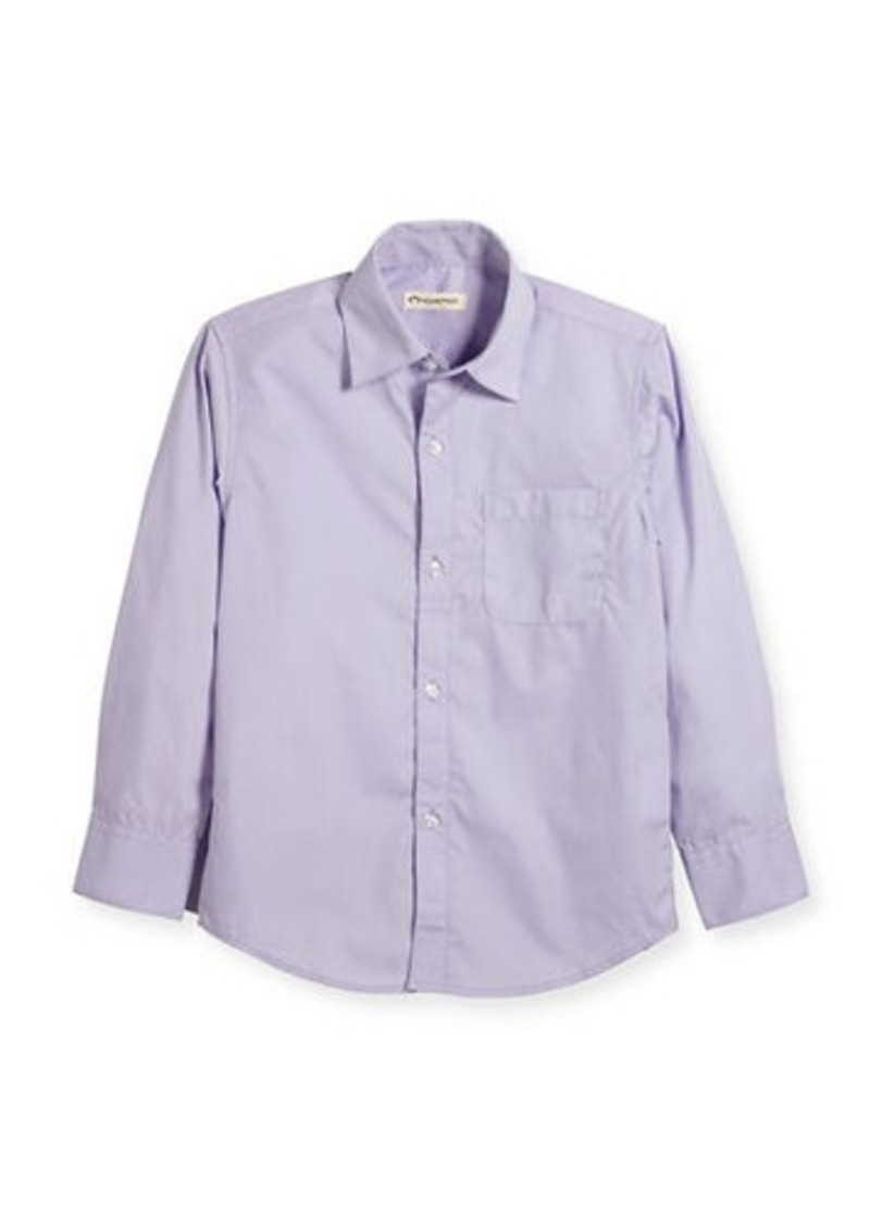 Appaman The Standard Poplin Shirt  Size 2T-14