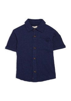 Appaman Toddler's, Little Boy's & Boy's Beach Button-Down Shirt