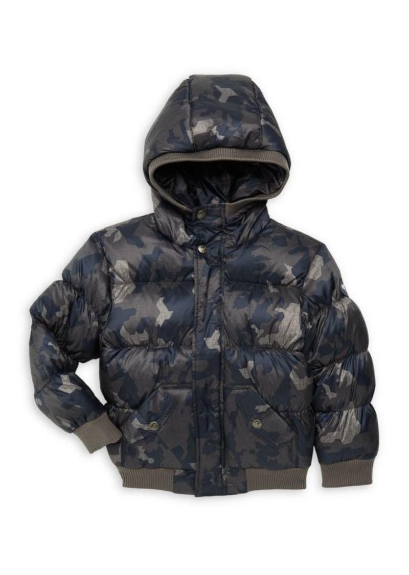 Appaman Baby's, Little Boy's & Boy's Camo Down Puffer Jacket