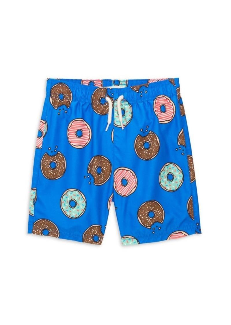 Appaman Baby's, Little Boy's & Boy's Donut Print Swim Trunks