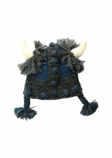 Appaman Extra Soft Hat with Viking Horns (Infant/Toddler/Little Kids)