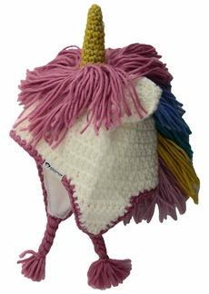Appaman Extra Soft Unicorn Head Hat (Infant/Toddler/Little Kids/Big Kids)