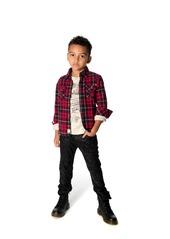 Appaman Flannel Shirt (Toddler, Little Boys, & Big Boys)