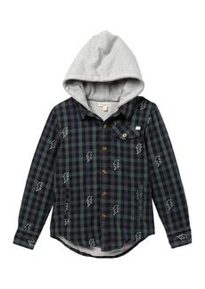 Appaman Glen Hooded Shirt (Toddler, Little Boys, & Big Boys)