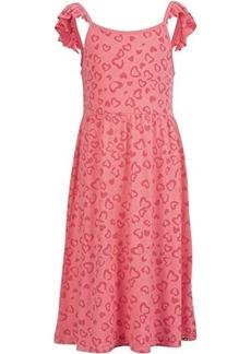 Appaman Heart Print Carrie Dress (Toddler/Little Kids/Big Kids)