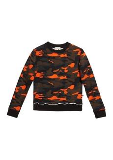 Appaman Highland Camo Sweatshirt  Size 2-10