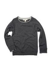Appaman Jackson Roll Neck Raglan Shirt  Size 2-10