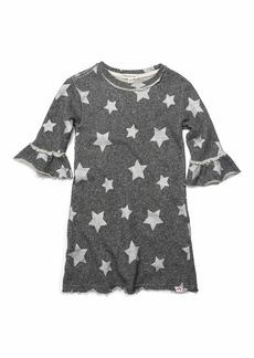 Appaman Kathleen Metallic Star Print Dress  Size 2-14