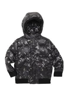 Appaman Little Boy's & Boy's Camouflage Puffer Coat