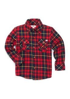 Appaman Little Boy's & Boy's Cotton Flannel Shirt