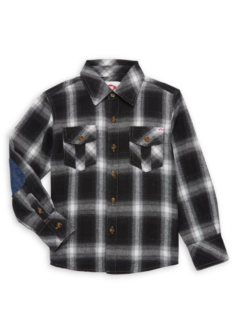 Appaman Little Boy's & Boy's Flannel Shirt