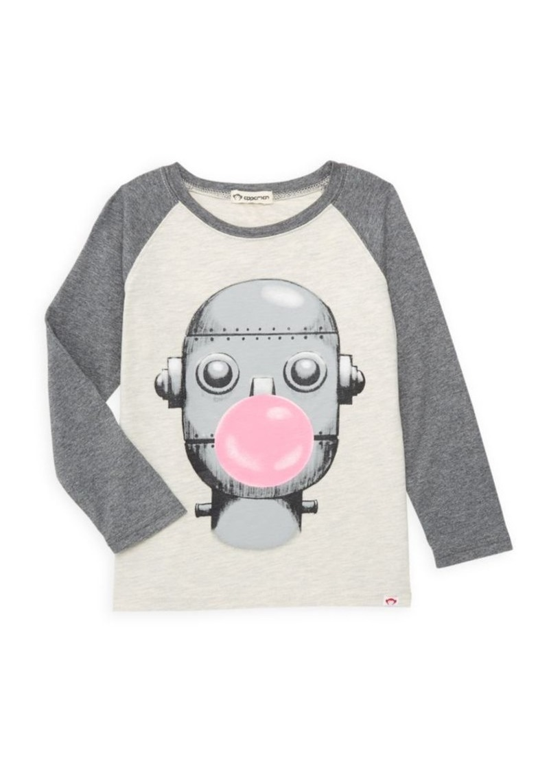 Appaman Little Boy's & Boy's Graphic Raglan Top