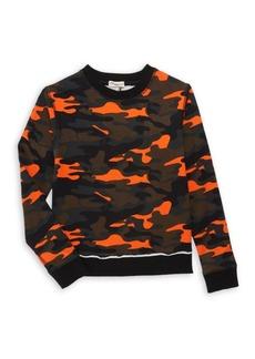 Appaman Little Boy's & Boy's Highland Camo Sweatshirt