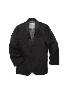 Appaman Little Boy's & Boy's Shawl Collar Blazer