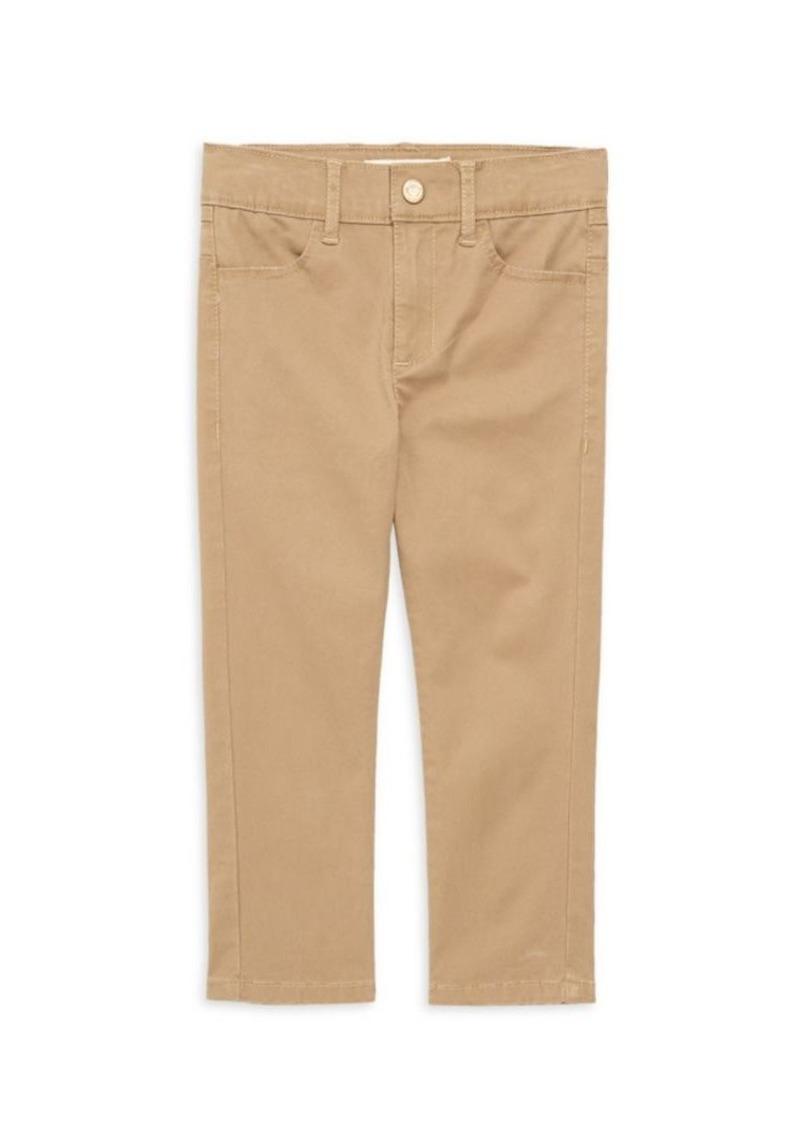 Appaman Little Boy's & Boy's Skinny Twill Pants