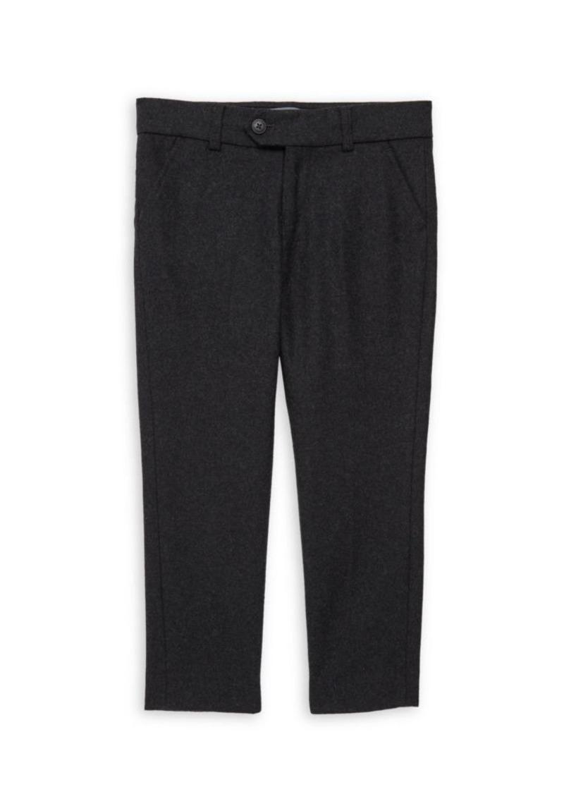 Appaman Little Boy's & Boy's Tailored Stretch-Wool Pants